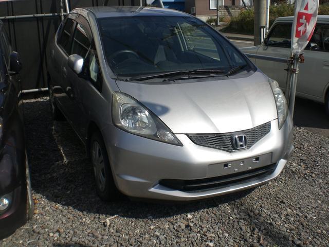 「ホンダ」「フィット」「コンパクトカー」「北海道」の中古車