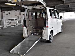 N BOX+G・Lパッケージ 車いす仕様車 スローパー