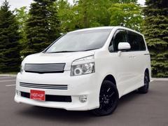 ヴォクシーZ 4WD パワースライドドア 社外新品AW