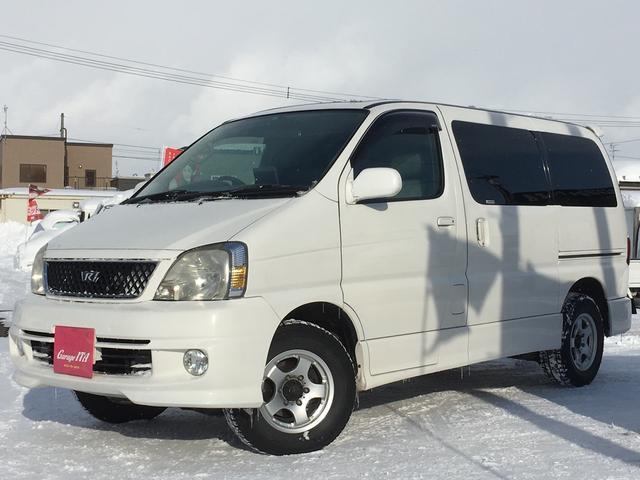 トヨタ V Lパッケージ 4WD 2人乗り ディーゼル