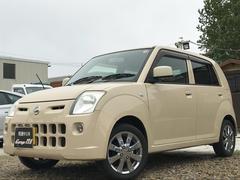 ピノS FOUR・4WD・AT・保証付・社外アルミ
