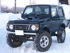 ジムニー4WD リフトアップ 5MT