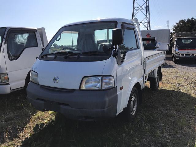 日産 ロングスーパーローDX トラック 4WD AC MT
