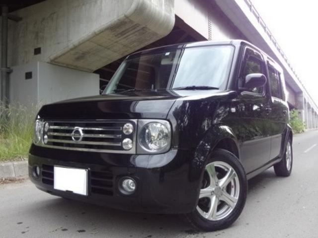 日産 15S FOUR 4WD 7人乗 ナビ エンスタ