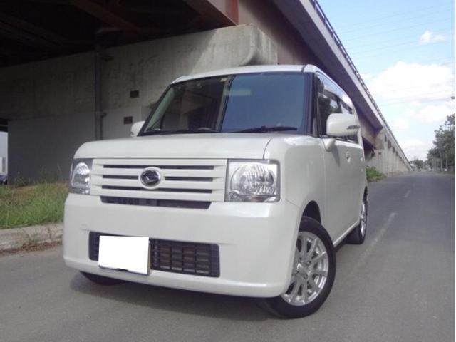 ダイハツ X 4WD ナビ 軽自動車 ホワイト CVT AC AW