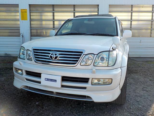 トヨタ シグナス プレミアムエディション 4WD