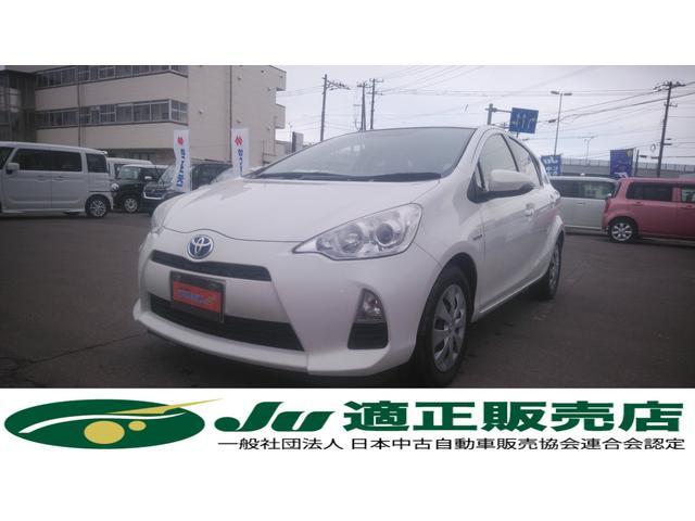 トヨタ S・社外ナビ・TV・プッシュスタート・スマートキー・ETC