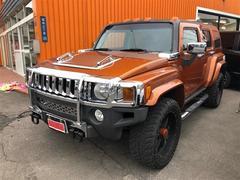 ハマー H3ベースグレード 4WD