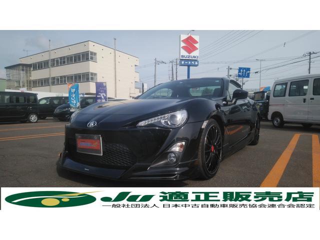 トヨタ GT・TRD車高調・新品夏タイヤAW・ナビ・TV・Bカメラ