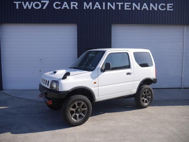 スズキ XL 4WD リフトアップ 5MT