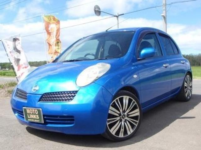 Photo of NISSAN MARCH 12SR / used NISSAN
