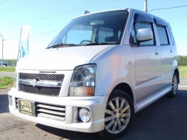 スズキ RR-DI 4WD ターボ