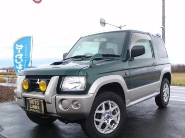 三菱 V 4WD ターボ 5速マニュアル車