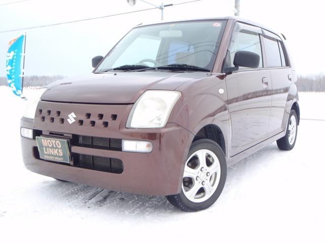 スズキ EII 4WD 5速マニュアル車