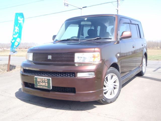 トヨタ bB Z Xバージョン マジョーラII 4WD