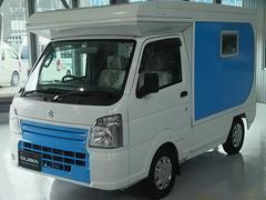 キャリイトラック軽キャンピングカー