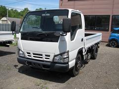 エルフトラック2t積 平ボディ 4WD 内寸長さ3100幅1620