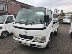 ダイナトラック平ボディ 1.5t積 4WD フルジャストロー