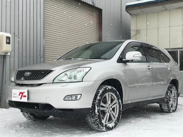 トヨタ AIRS・4WD・DVDナビ・電動シート・サンルーフ