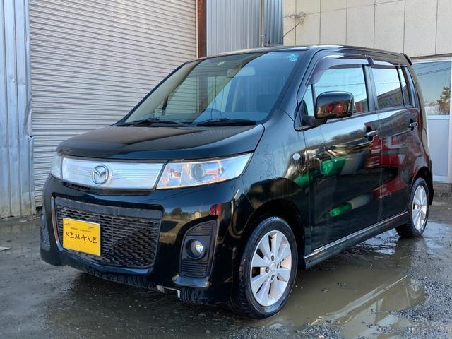 マツダ AZワゴン カスタムスタイルXS 4WD