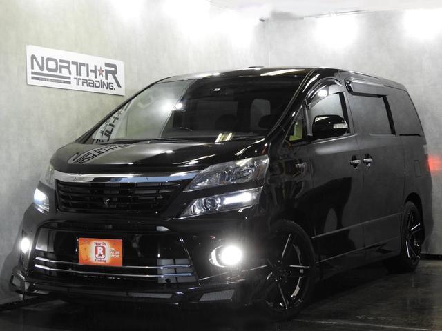 トヨタ ZR Gエディション 黒本革 サンルーフ 社外フルエアロ
