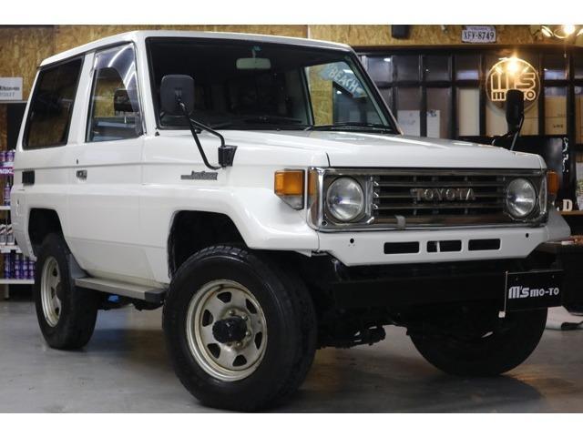 トヨタ 3.5 LX ディーゼル 4WD パワステ