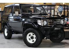ランドクルーザー70ZX FRPトップ 4WD ワンオフフロントバンパー