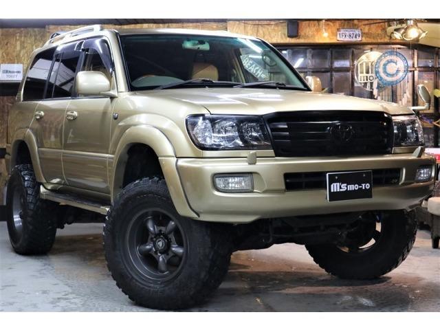 トヨタ VXリミテッド・4WD・1ナンバー・サンルーフ・リフトアップ