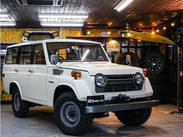 TOYOTA LAND CRUISER 55