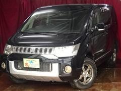 デリカD:54WD1年保証付本州車 パワスラ ナビDVD スマートキー