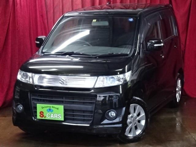スズキ T 4WD 軽自動車 ブラック 車検整備付 CVT 保証付