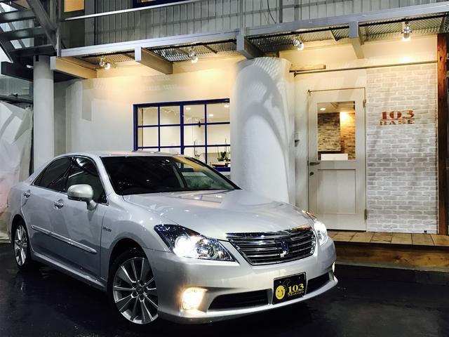 トヨタ Gパケ/本革エアシート/HDDマルチ/地デジ