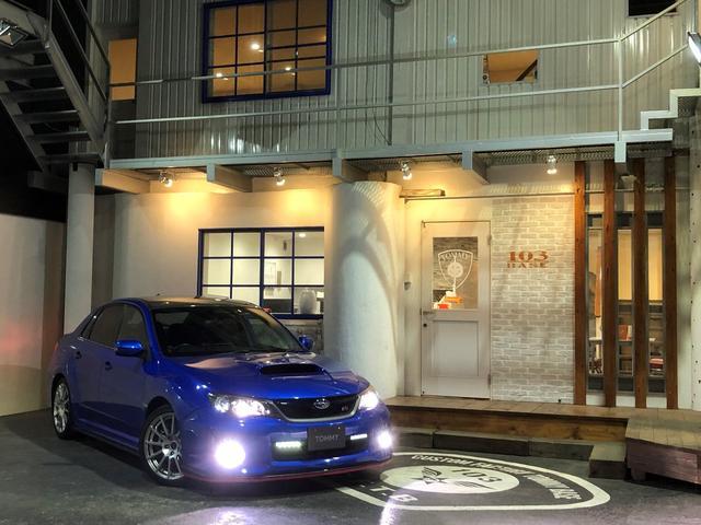 スバル WRX STI tS/400台限定車/本州仕入/STIレカロ