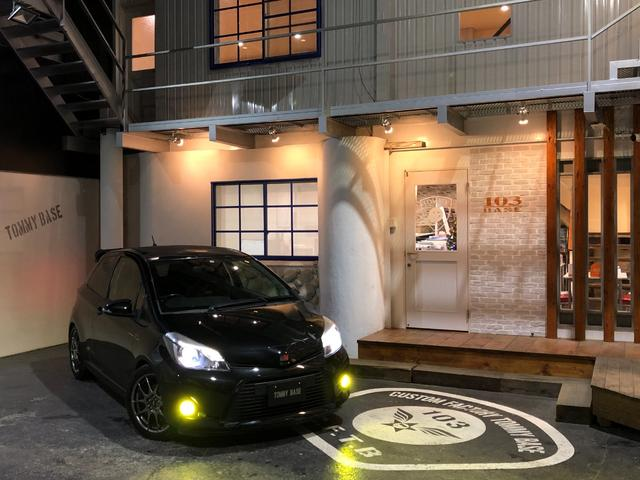 トヨタ ヴィッツ GRMN ターボ 200台限定車/本州仕入/BBS17インチホイール/ターボチャージャー