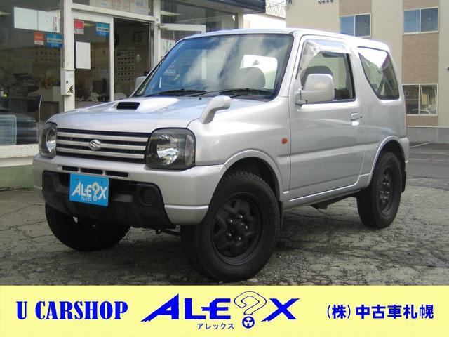 スズキ XG 4WD ターボ マニュアル車 本州使用車