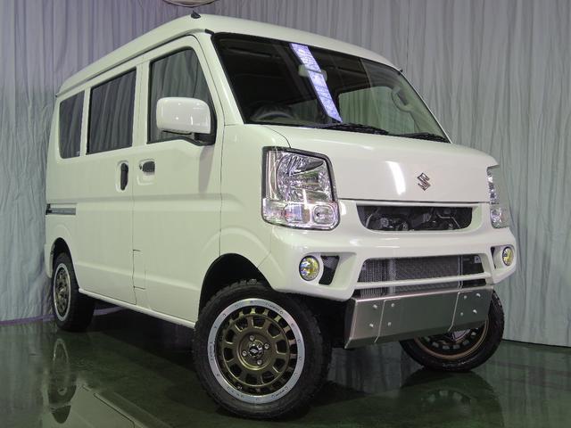 スズキ ジョインターボ 4WD エヌズリミテッド 新車コンプリート