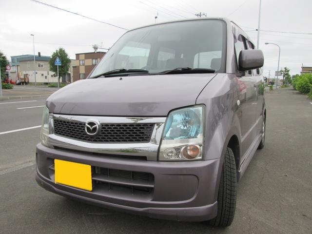 マツダ FX-Sスペシャル 4WD シートヒーター CD MD
