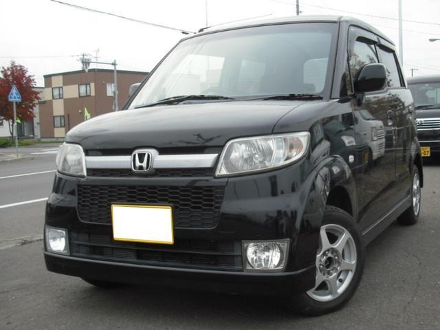 ホンダ ゼスト ダイナミック スペシャル 4WD 車検令和3年8月