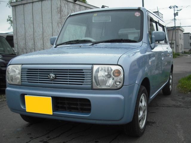 スズキ アルトラパン LリミテッドII 660 LリミテッドII4WD・CD・PS・PW・エアB・キーレス