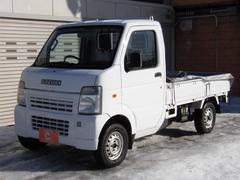 キャリイトラックKCパワステ 3方開 4WD