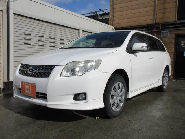 トヨタ 1.8S エアロツアラー 4WD エアロ