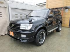 ランドクルーザー100VXリミテッド Gセレクション 4WD