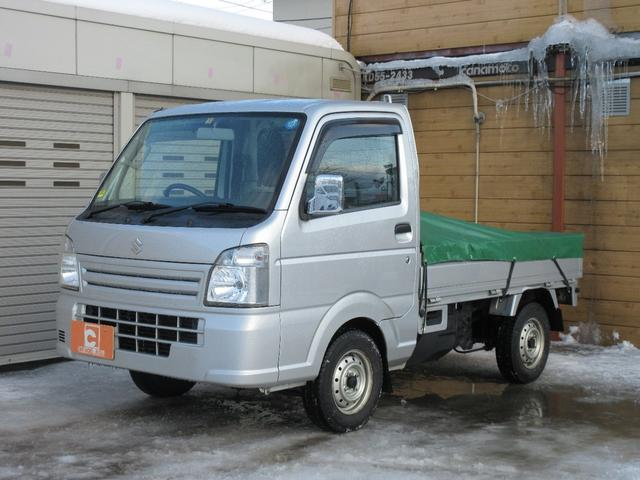 スズキ 4WD パワステ・エアコン