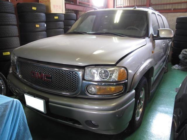 GMC XL デナリ 6.0 V8 4WD 1ナンバー 革シート
