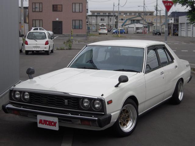 日産 2000GT-EL ジャパン前期