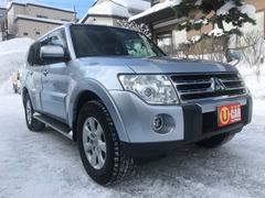 パジェロロング GR ディーゼル HDDナビ Bカメラ 夏冬タイヤ付