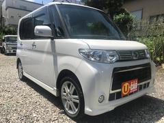 タントカスタムRS 4WD ターボ パワスラ ナビ TV スマキー