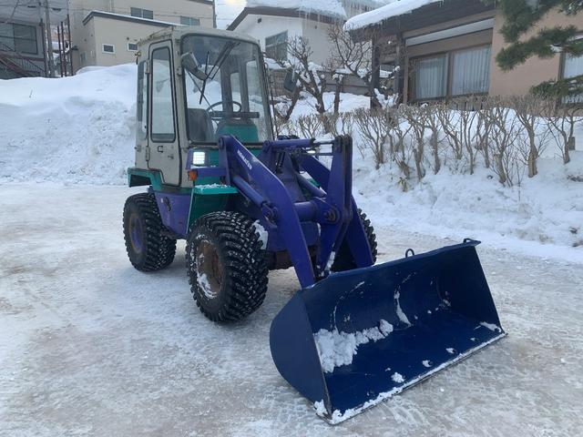 日本その他 コマツ WA30-5E タイヤショベル ホイールローダー