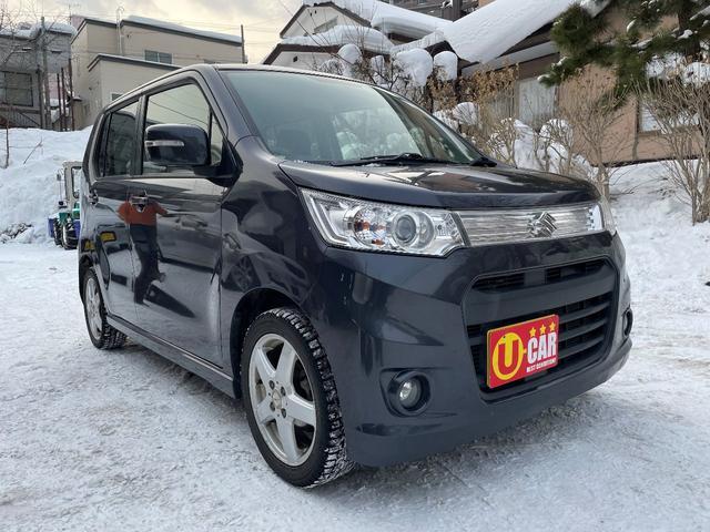 スズキ T 4WD ターボ 夏冬タイヤ付