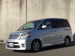 ノア4WD・エアロ・HID・ETC・ローダウン・リアヒーター